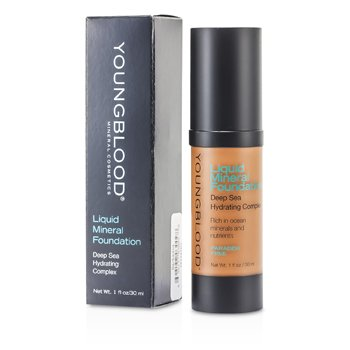 Youngblood Liquid Mineral Foundation - Barados