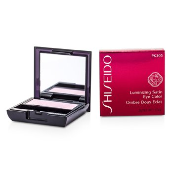Shiseido Luminizing Satin Eye Color - # PK305 Peony