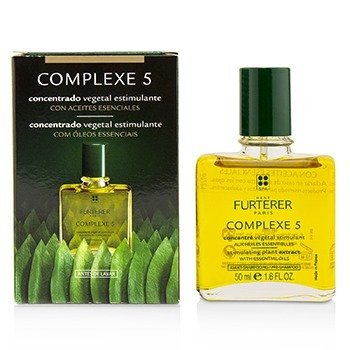Rene Furterer Complexe 5 Stimulating Plant Extract with Essential Oils (Pre-Shampoo)