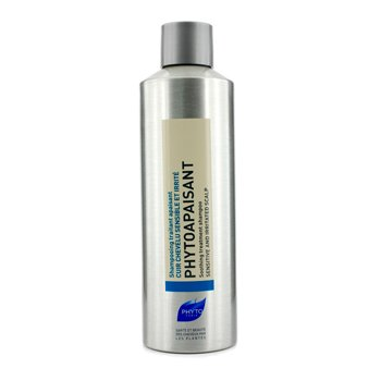 Phyto Phytoapaisant Soothing Treatment Shampoo (Sensitive and Irritated Scalp)