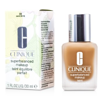 Clinique Superbalanced MakeUp - No. 09 / CN 90 Sand