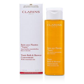 Clarins Tonic Shower Bath Concentrate