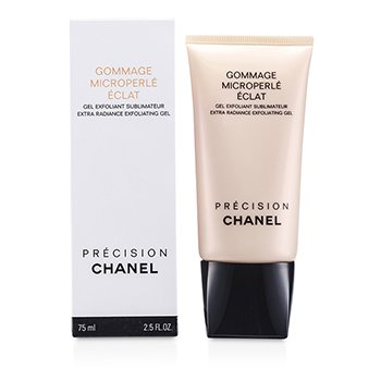 Chanel Gommage Microperle Eclat Maxium Radiance Exfoliating Gel 75ml 2.5oz  Cleanser d764d20e7ebe