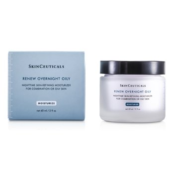 Skin Ceuticals Renew Overnight Oily (For Combination or Oily Skin)