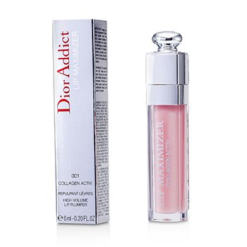 Christian Dior Dior Addict Lip Maximizer (Collagen Activ Lipgloss)
