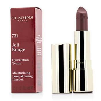 Clarins Joli Rouge (Long Wearing Moisturizing Lipstick) - # 731 Rose Berry