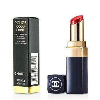 Chanel Rouge Coco Shine Hydrating Sheer Lipshine - # 44 Sari DEau
