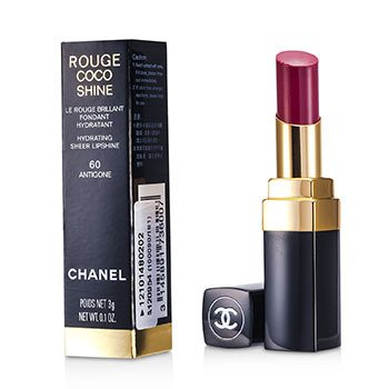 Chanel Rouge Coco Shine Hydrating Sheer Lipshine - # 60 Antigone