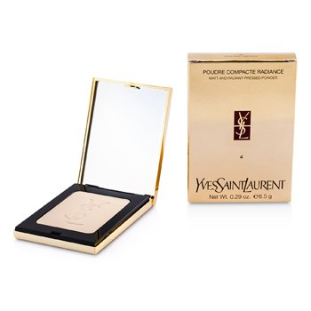 Yves Saint Laurent Poudre Compacte Radiance Matt & Radiant Pressed Powder - # 04 Pink Beige