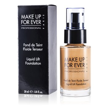 Make Up For Ever Liquid Lift Foundation - #2 (Ivory)