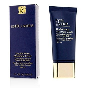 Estee Lauder Double Wear Maximum Cover Camouflage Make Up (Face & Body) SPF15 - #03 CreamyVanilla