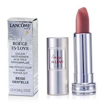 Lancome Rouge In Love Lipstick - # 300M Beige Dentelle