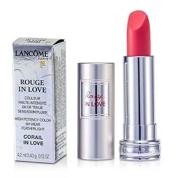 Lancome Rouge In Love Lipstick - # 322M Corail In Love