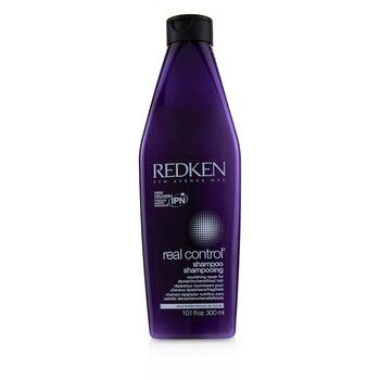 Redken Real Control Nourishing Repair Shampoo - For Dense/ Dry/ Sensitized Hair (Interlock Protein Network)