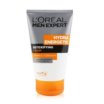 Men Expert Hydra Energetic Detoxifying Foam