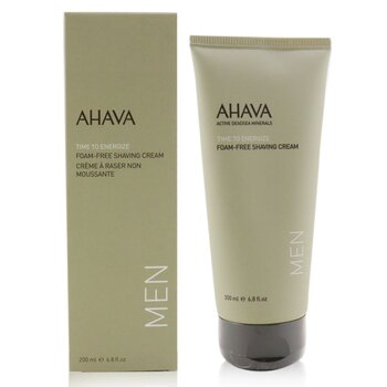 Ahava Time To Energize Foam-Free Shaving Cream