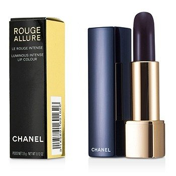 Chanel Rouge Allure Luminous Intense Lip Colour - # 109 Rouge Noir