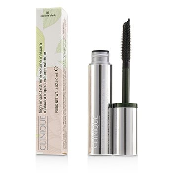Clinique High Impact Extreme Volume Mascara - # 01 Extreme Black