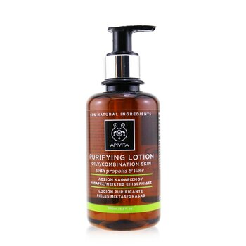 Apivita Purifying Tonic Lotion with Propolis & Citrus (Oily/Combination Skin)