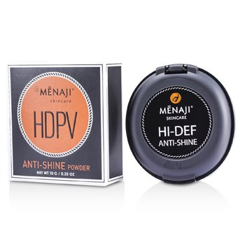 Menaji HDPV Anti-Shine Powder - L (Light)
