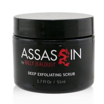 Billy Jealousy Assassin Deep Exfoliating Scrub