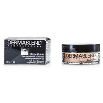 Dermablend Cover Creme Broad Spectrum SPF 30 (High Color Coverage) - Rose Beige