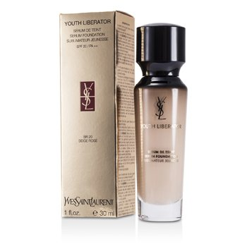 Yves Saint Laurent Youth Liberator Serum Foundation SPF 20 - # BR20 Beige Rose