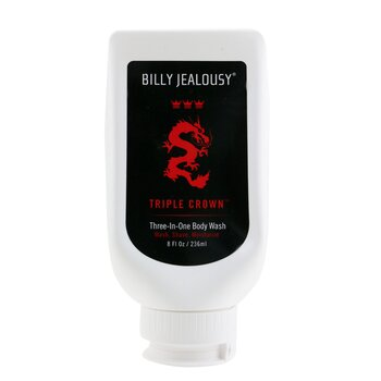 Billy Jealousy Triple Crown 3 In 1 Body Wash