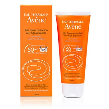 Avene Very High Protection Lotion SPF 50+ (For Sensitive Skin of Children)