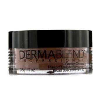 Dermablend Cover Creme Broad Spectrum SPF 30 (High Color Coverage) - Chocolate Brown