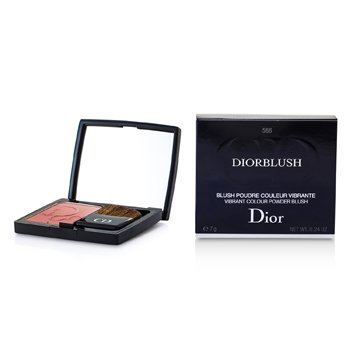 Christian Dior DiorBlush Vibrant Colour Powder Blush - # 566 Brown Milly