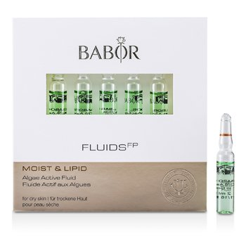 Babor Fluids FP Algae Active Fluid (Moist & Lipid, For Dry Skin)