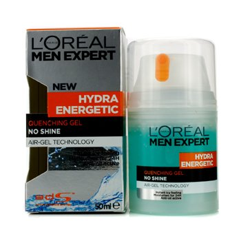 LOreal Men Expert Hydra Energetic Quenching Gel (Pump)