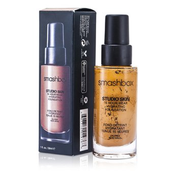 Smashbox Studio Skin 15 Hour Wear Hydrating Foundation - # 3.2 Warm Medium Beige