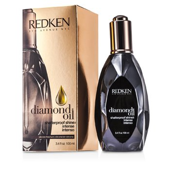 Redken Diamond Oil Shatterproof Shine Intense (For Dull, Damaged Hair)