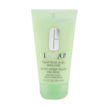 Clinique Liquid Facial Soap Tube Extra-Mild (Very Dry to Dry)