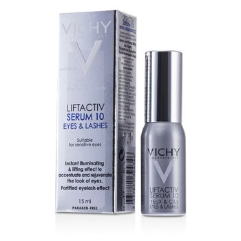 Vichy LiftActiv Serum 10 Eyes & Lashes (For Sensitive Eyes)