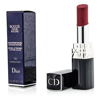 Christian Dior Rouge Dior Baume Natural Lip Treatment Couture Colour - # 760 Garden Party