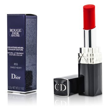 Christian Dior Rouge Dior Baume Natural Lip Treatment Couture Colour - # 855 Sweetheart