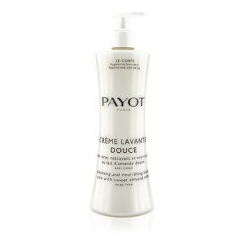 Payot Le Corps Creme Lavante Douce - Cleansing & Nourishing Body Care