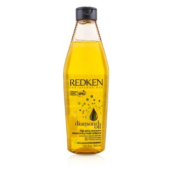 Redken Diamond Oil High Shine Shampoo (For Dull Hair)