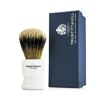 Truefitt & Hill Wellington Super Badger Shave Brush - # Porcelain