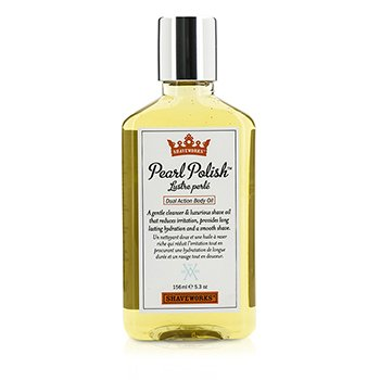 Anthony Shaveworks Pearl Polish Dual Action Body Oil
