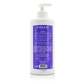 Payot Le Corps Fresh Ultra Performance Relaxing & Refreshing Leg & Foot Care - Salon Size