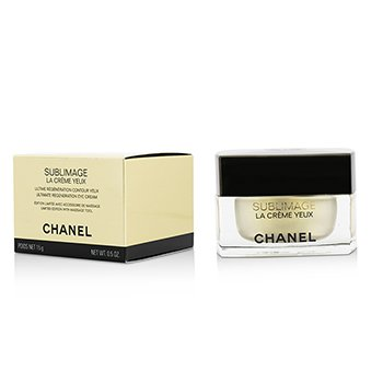 Chanel Sublimage La Creme Yeux Ultimate Regeneration Eye Cream