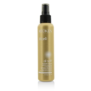 Redken All Soft Supple Touch Softening Cream-Spray (For Dry/ Brittle Hair)