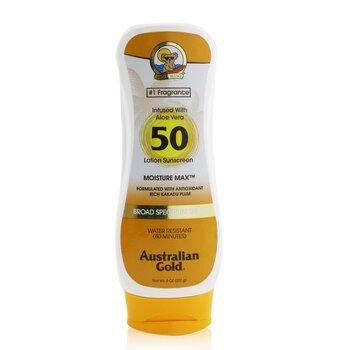 Australian Gold Lotion Sunscreen Broad Spectrum SPF 50