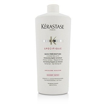 Kerastase Specifique Bain Prevention Normalizing Frequent Use Shampoo (Normal Hair - Hair Thinning Risk)