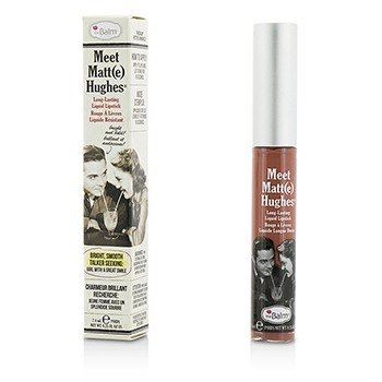 TheBalm Meet Matte Hughes Long Lasting Liquid Lipstick - Committed