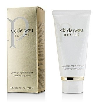 Cle De Peau Cleansing Clay Scrub